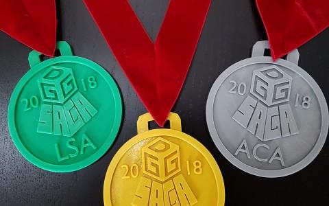 SAGA Winners 2018