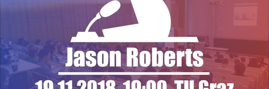 Jason Roberts at TU Graz